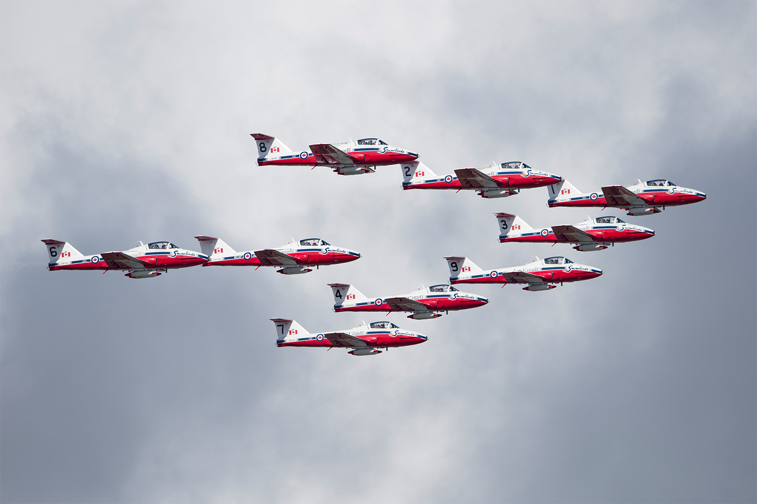 Canadian Jet Team To Perform Over Ocean City In Late May