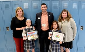Worcester Prep's Ruggerio And Garg Named Finalists In Maryland Realtors 2018 Fair Housing Art Contest