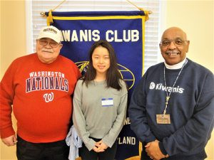 Kiwanis Club Of Greater Ocean Pines-Ocean City Sponsors Key Club At Stephen Decatur High School