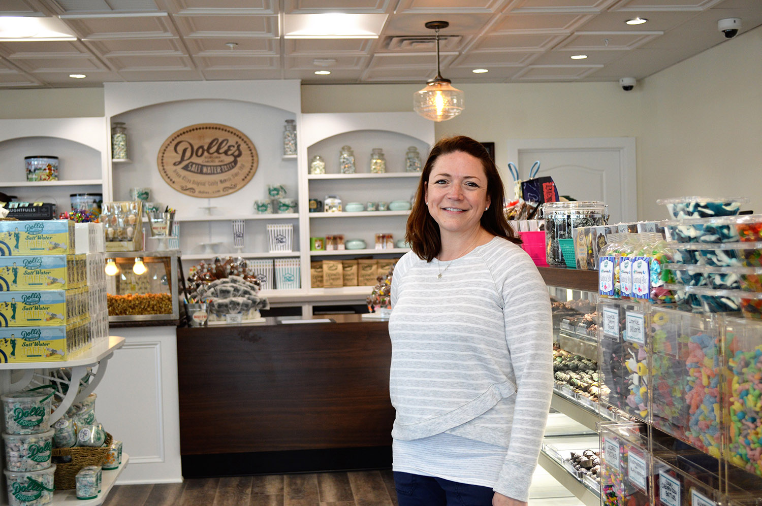 Dolle's Grows Family Candy Passion To West Ocean City