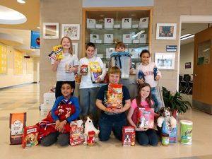 OC Elementary Holds Donation Drive For Worcester County Humane Society