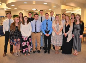 Fifty-Five SD High School Students Inducted Into Mu Alpha Theta