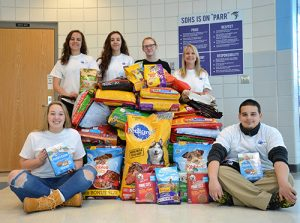 SD High School Collects Nearly 800 Pounds Of Pet Food