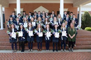 Thirty-Six Worcester Prep Students Inducted To Pablo Picasso Sociedad Honoraria Hispanica