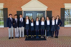 Cum Laude Society At Worcester Prep Welcomes 10 New Members