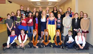 Worcester Prep School Seventh And Eighth Grade Students Present The Snow White Variety Show