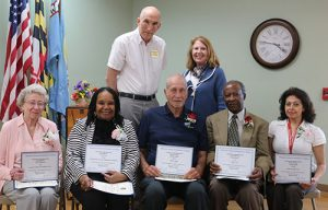 Wicomico County Commission On Aging Honor Various Nonprofit Organizations