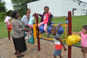 Foster Grandparents Provide Valuable Service At Head Start
