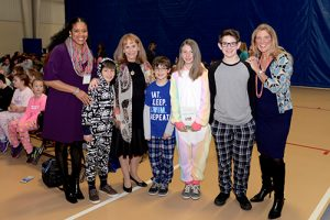 Bestselling Author Visits Worcester Prep Lower And Middle Schools