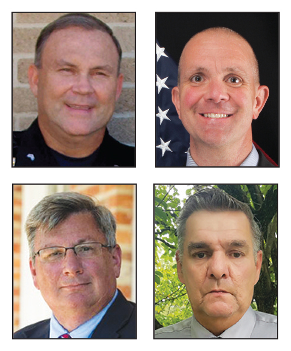 Primary Preview: Four GOP Candidates Looking To Land Sheriff Post