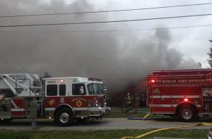 Tensions Run High Over Berlin Fire Company Report