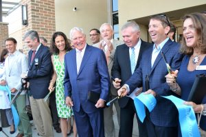 Atlantic General's New Burbage Cancer Care Center Celebrated