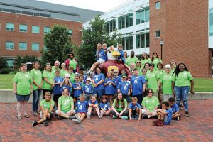 Coastal Hospice, University Partner On Camp Safe Harbor