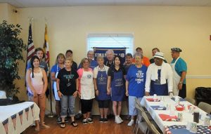 Kiwanis Club Hosts Annual Summer Pancake Breakfast Fundraiser