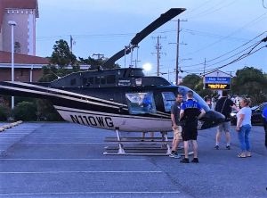 Surprise Helicopter Landing In OC A Head Scratcher For Officials