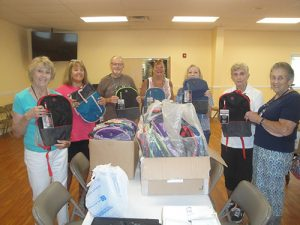 Kiwanis Club Donates Backpacks And Supplies To Worcester G.O.L.D. For Upcoming School Year