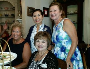 Members Of The Republican Women Of Worcester County Attended Bay Club Tea In Annapolis