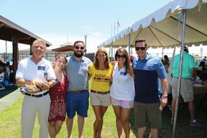 Coastal Association Of REALTORS® Sponsored Its Annual Real Estate Hospitality Tent At 2018 J. Millard Tawes Crab & Clam Bake