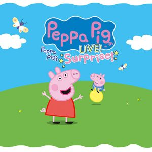 Peppa Pig Live Eyes Ocean City