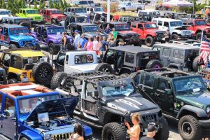 Ocean City Jeep Week Returns With Two Obstacle Courses, New Activities