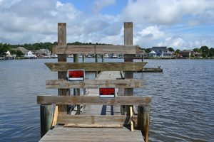 Crabbing Pier Closed As OPA Mulls Repairs; Residents Want Pier Converted To Nature Preserve