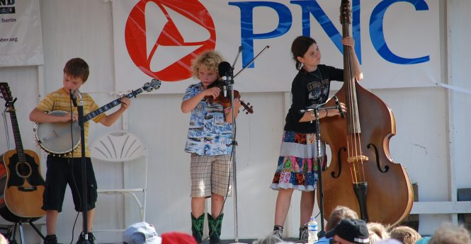 Berlin's 26th Annual Fiddlers Convention Starts Friday