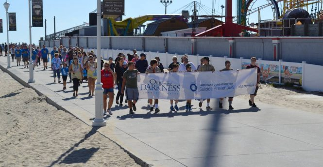 Out Of The Darkness Walk Highlights Suicide Prevention Month Events