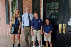 Worcester Prep Welcomes New Leader