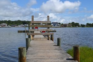 Ocean Pines Exploring Crabbing Pier Options