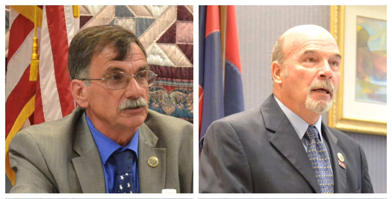 Election Preview: Familiar Faces Face Off For District 4 Commissioner Seat