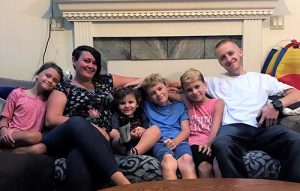 Family Selected For Habitat Home