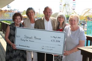 Jenkins Foundation Donates To Stansell Hospice House
