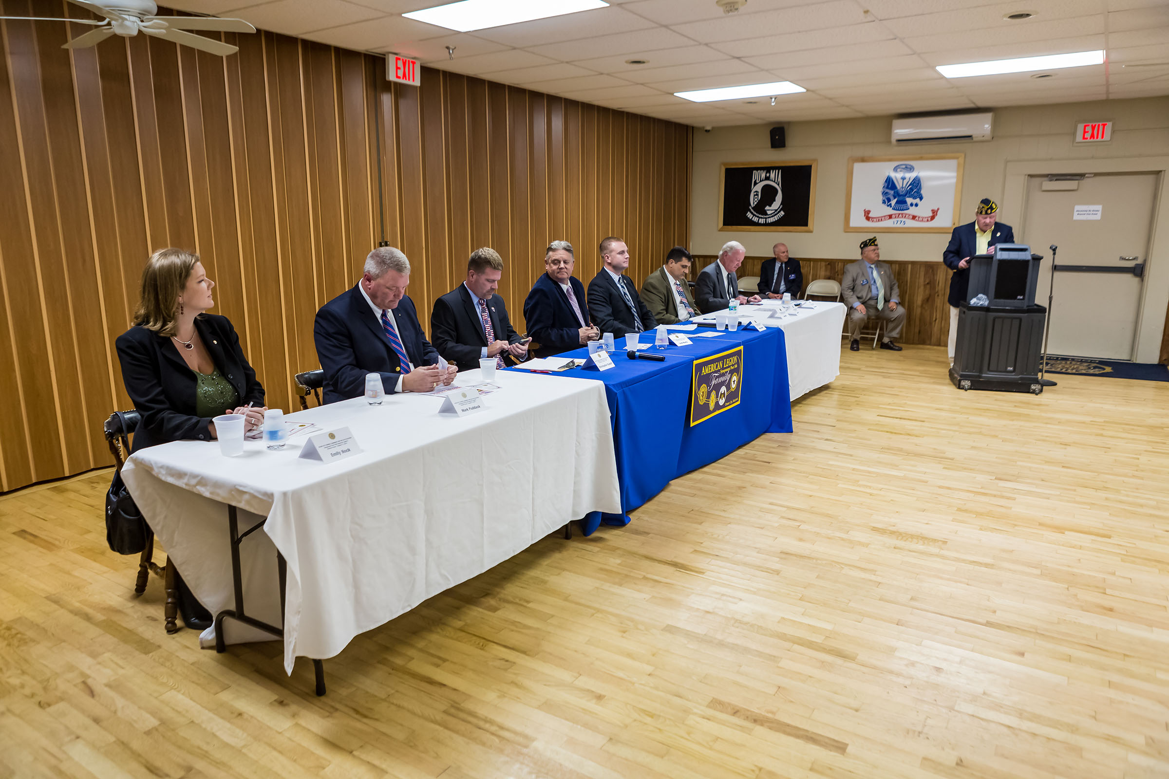 OC Mayor, Council Candidates Participate In Forum