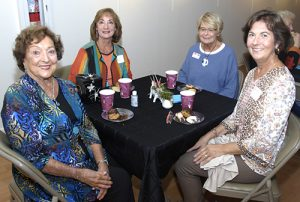 Art League Of Ocean City Holds Afternoon Tea To Thank Volunteers