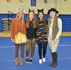 SD High School Celebrates Annual Themed Pep Rally Walkout