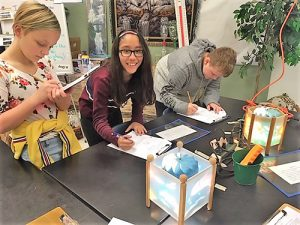 Berlin Intermediate Six Graders Investigate Different Types Of Thermal Energy Transfer