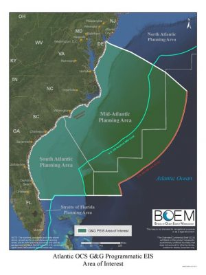 Key Permits Issued For Offshore Seismic Air Gun Testing