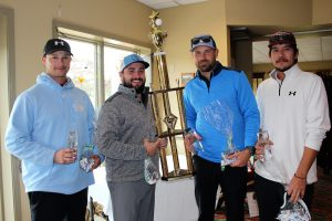 First-Ever CAR Golf Tourney A Big Success