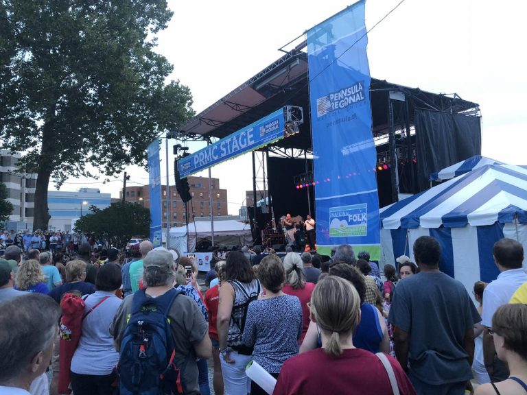 Folk Festival Study Confirms Smaller Crowds Than Hoped, But $20M Economic Impact