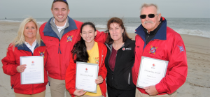 Assateague Lifeguards Recognized For Heroic Actions On Busy Fall Day